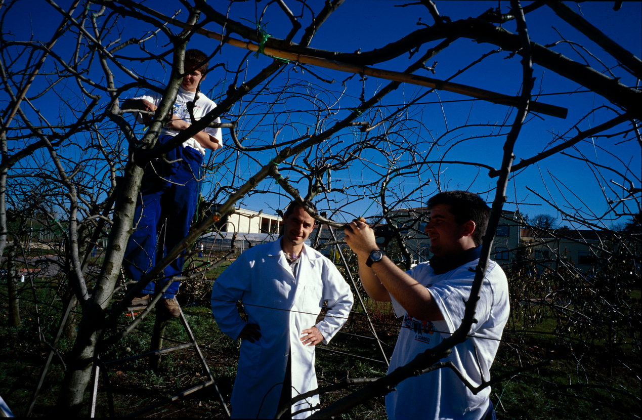 11 de diciembre. Fraisoro.Charla Informativa sobre alumnos en prácticas y FP dual en explotaciones agrarias