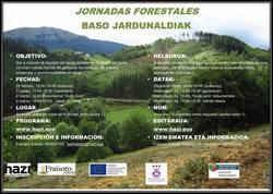Jornadas Forestales en Arrasate