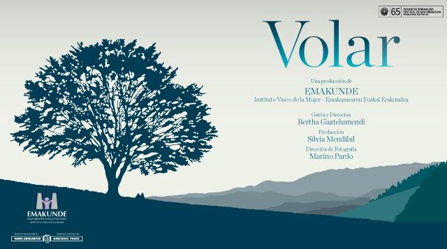 ENBA celebrará el Día de la Mujer con la proyección del film VOLAR
